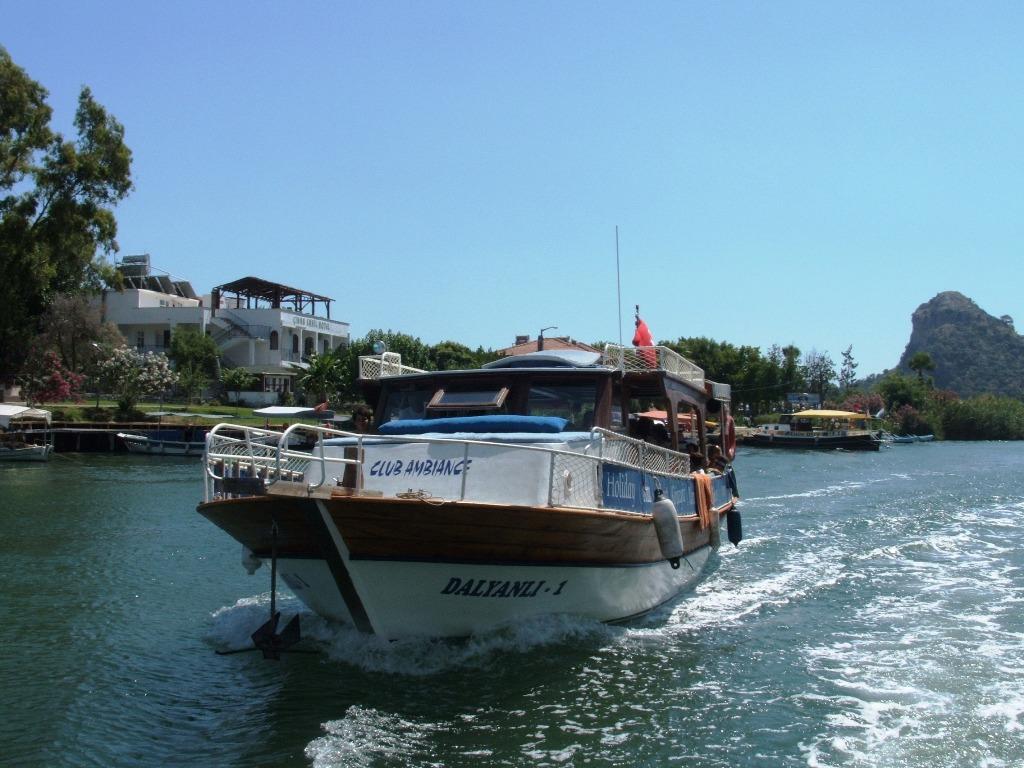 Dalyan Gezileri Ve Tekne Turları